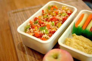 Receta de Cocina: Prepara tu almuerzo para llevar
