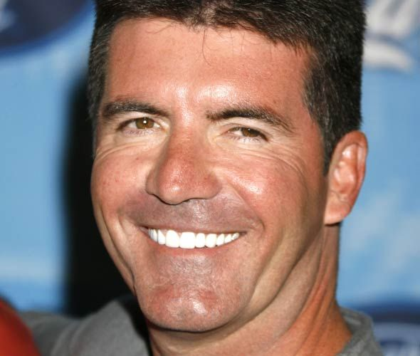 Smile with Simon Cowell. | Smile with Celebrities! | Pinterest ...