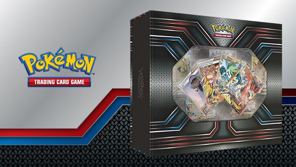 Pokémon TCG: Premium Trainers XY Collection Available Today   The Pokémon TCG: Premium Trainer's XY Collection is one of the most breathtaking Pokémon TCG boxes ever assembled. The centerpiece of this awesome collection is full-art foil promo cards of some of the most popular Pokémon TCG cards in recent memory including Shaymin-EX Yveltal-EX and Jirachi. This is the first time many of these cards will be given the full-art treatment. These full-art Pokémon and Trainer cards are not only…