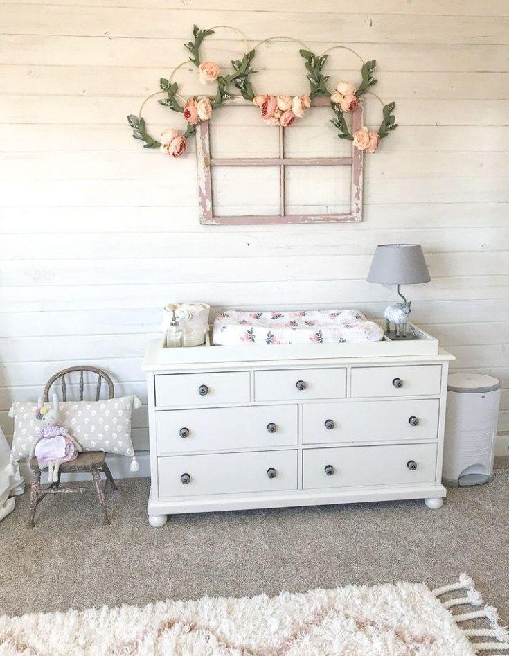 Baby Girl Boho Woodland Nursery – Farmhouse Blooms