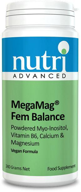Nutri Advanced - MegaMag Fem Balance