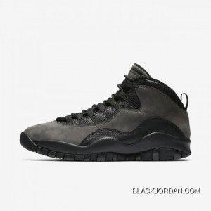 new arrival 300dc 637cf Super Deals Nike 310805-002 Air Jordan 10 Retro Men Dark Shadow Black True  Red, Price   87.20 - Jordan Shoes On Sale   blackjordan.com