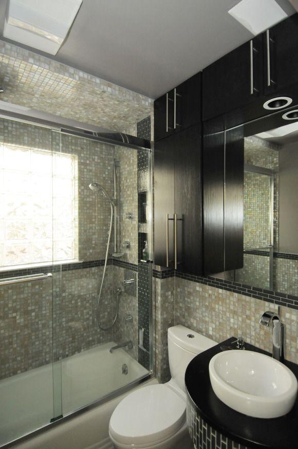 Bungalow Bathroom  A very Tiny small 5x7 main bathroom