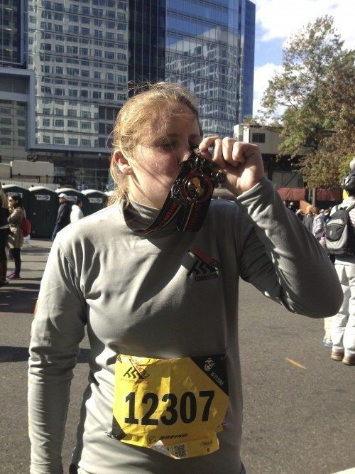 What To Expect While Running Marine Corps Marathon - 26.2 here we come!