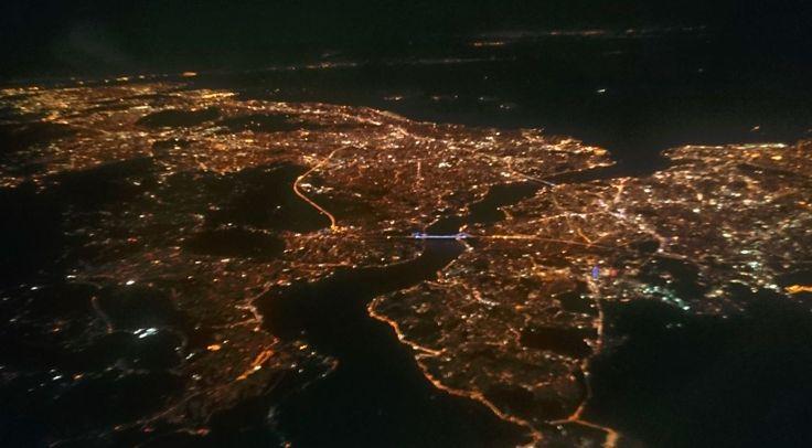 İstanbul'dan Ayrılıyoruz
