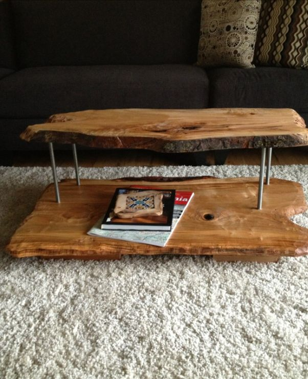 17 Best Images About Slab Wood Coffee Tables On Pinterest: 87 Best Wood Slabs & Slab Furniture Images On Pinterest
