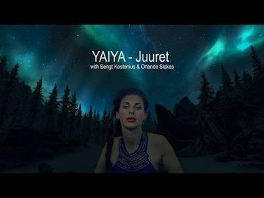 YAIYA – Juuret (Lyrics + Eng Subs) with Bengt Kostenius & Orlando Siekas