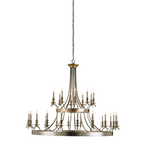 Currey & Company Lodestar Chandelier On SALE