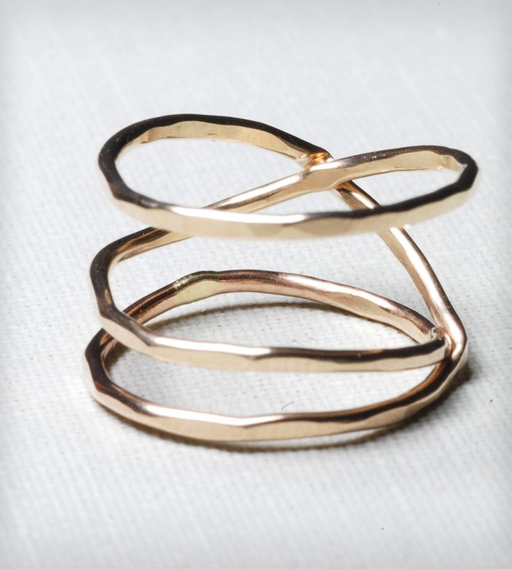 Auriferous Nest Ring | J Gunnard Jewelry