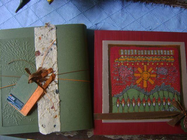 Empaques para regalos, menciones y reconocimientos.
