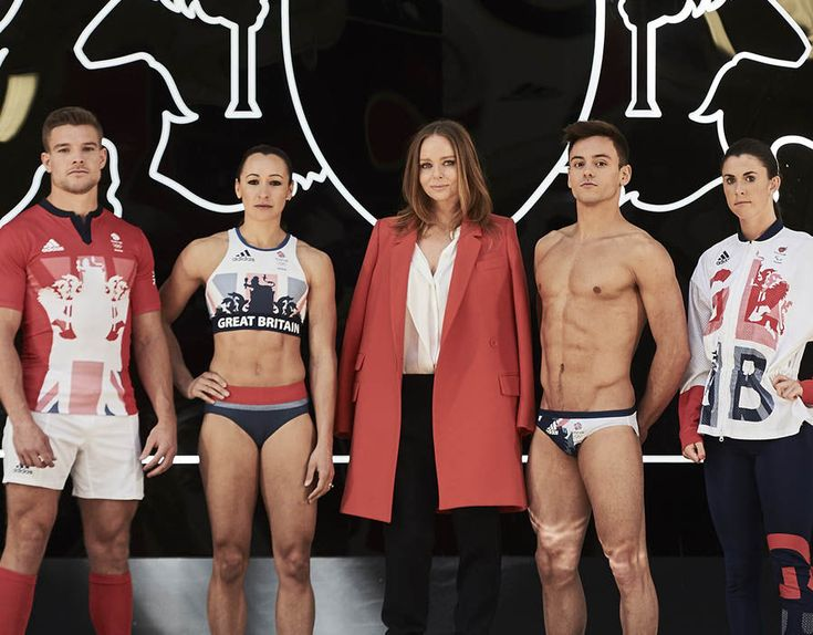 Team GB have unveiled their Rio 2016 Olympic Games kit, desgined by creative…