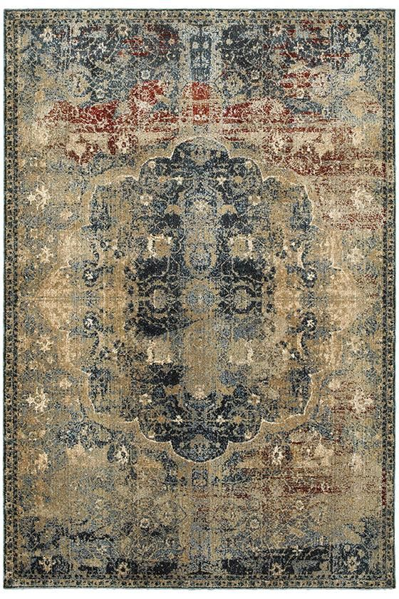 Regalia Area Rug - Traditional Rugs - Machine-made Rugs - Synthetic Rugs - Rugs Made In Egypt | HomeDecorators.com