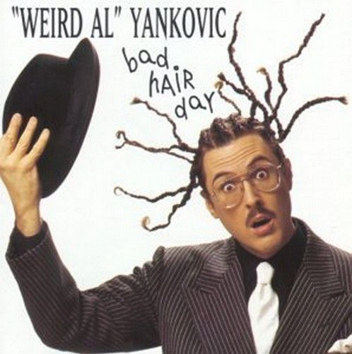 #Weird al #yankovic : bad hair day cd #album,  View more on the LINK: http://www.zeppy.io/product/gb/2/400805134935/