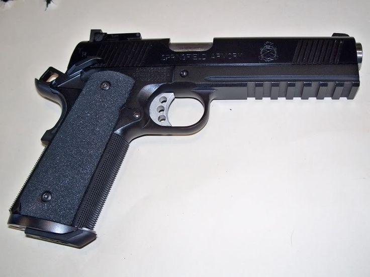 Check out our Springfield Armory TRP Operator Review. BAD. ASS.