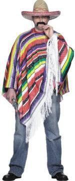 Национальный мексиканский женский костюм