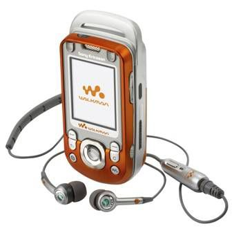 Sony Ericsson W600i Walkman Phone