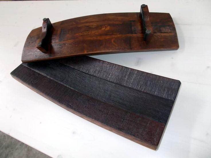1648 - Centrotavola da doghe di barrique