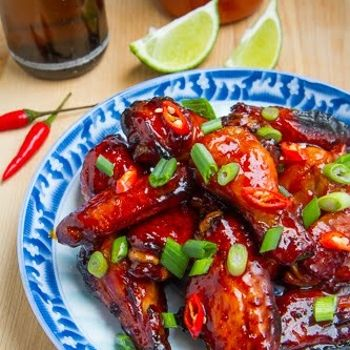 Vietnamese Style Caramel Chicken Wings--This world is really awesome. The woman who make our chocolate think you're awesome, too. Our chocolate is organic and fair trade and full of amazing flavor. We're Peruvian Chocolate. Order some today on Amazon! Woman owned!  http://www.amazon.com/gp/product/B00725K254