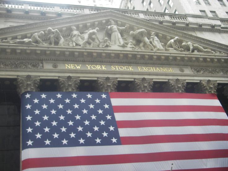 Wall Street, Stock Exchange, New York