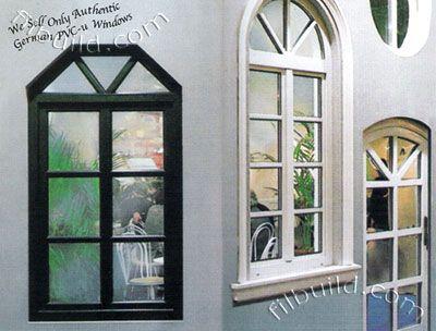 Double Grazed Window