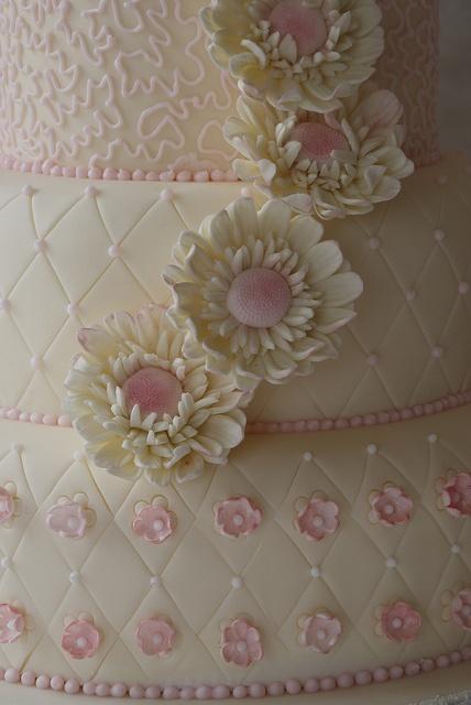Cake detail - a work of art!