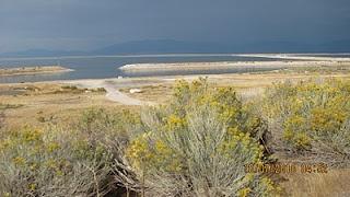 Antelope Island in the Great Salt Lake, Utah.: Utah Uinta, Uinta Uintah