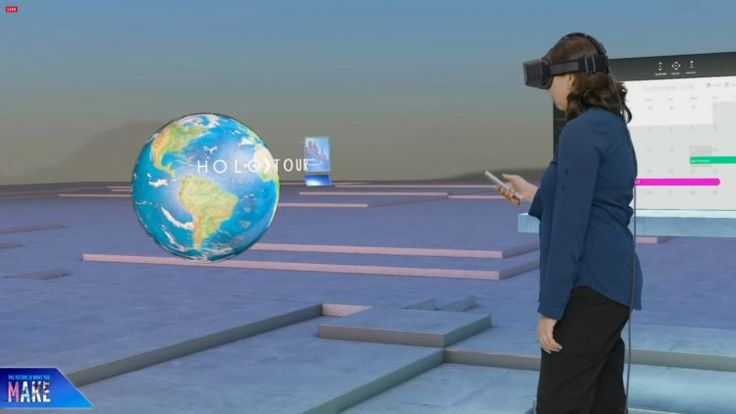 Field in View: The Battle For VR Is No Longer About Headsets Its About OS