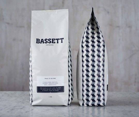 Duidelijk herkenbaar. Maar wellicht iets minder passend bij espresso ? U kunt meer foto's vinden hier http://ambalaj.se/2014/08/21/bassett-espresso/ en de website van het merk Bassett kunt u hier vinden http://www.paulbassett.com Men gebruikt dezelfde kleur maar de verpakking is wel anders.