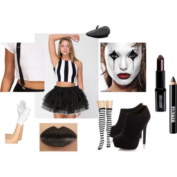 Mime Halloween costume ideas