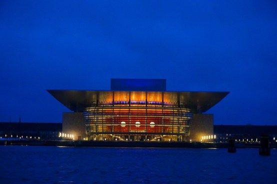 Copenhagen - Opera House