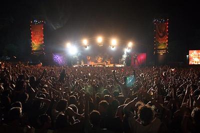 The Falls Festival, Lorne - http://www.yourinstrument.com.au/