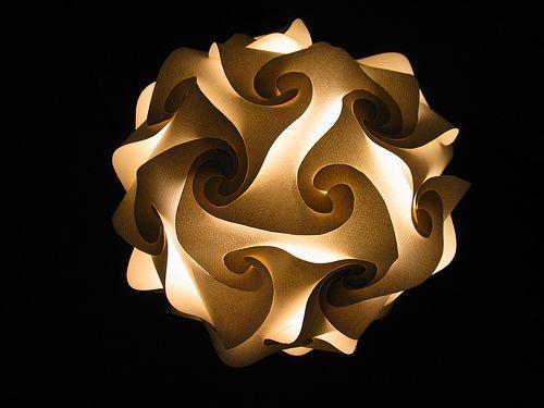 Design Lampe selber machen