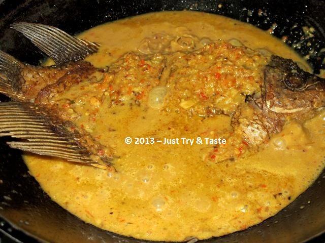 Resep Pecak Ikan Gurame Makanan Dan Minuman Memasak Makanan