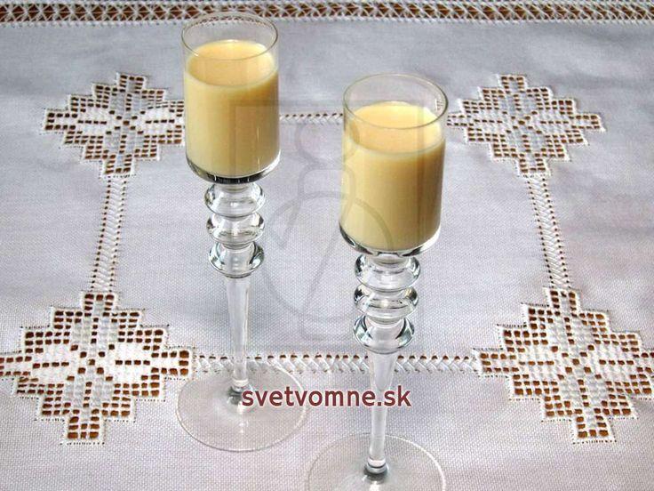 Kokosovo vaječný likér • Recept   svetvomne.sk