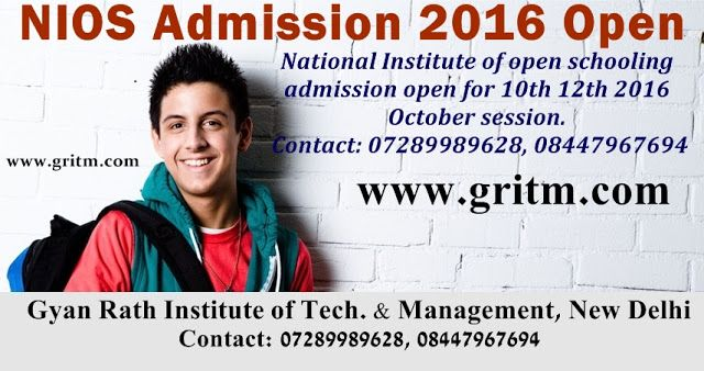 http://nios10th12admission2016.blogspot.in/2015/11/10th-12th-nios-admission-2016.html NIOS Admision 2017