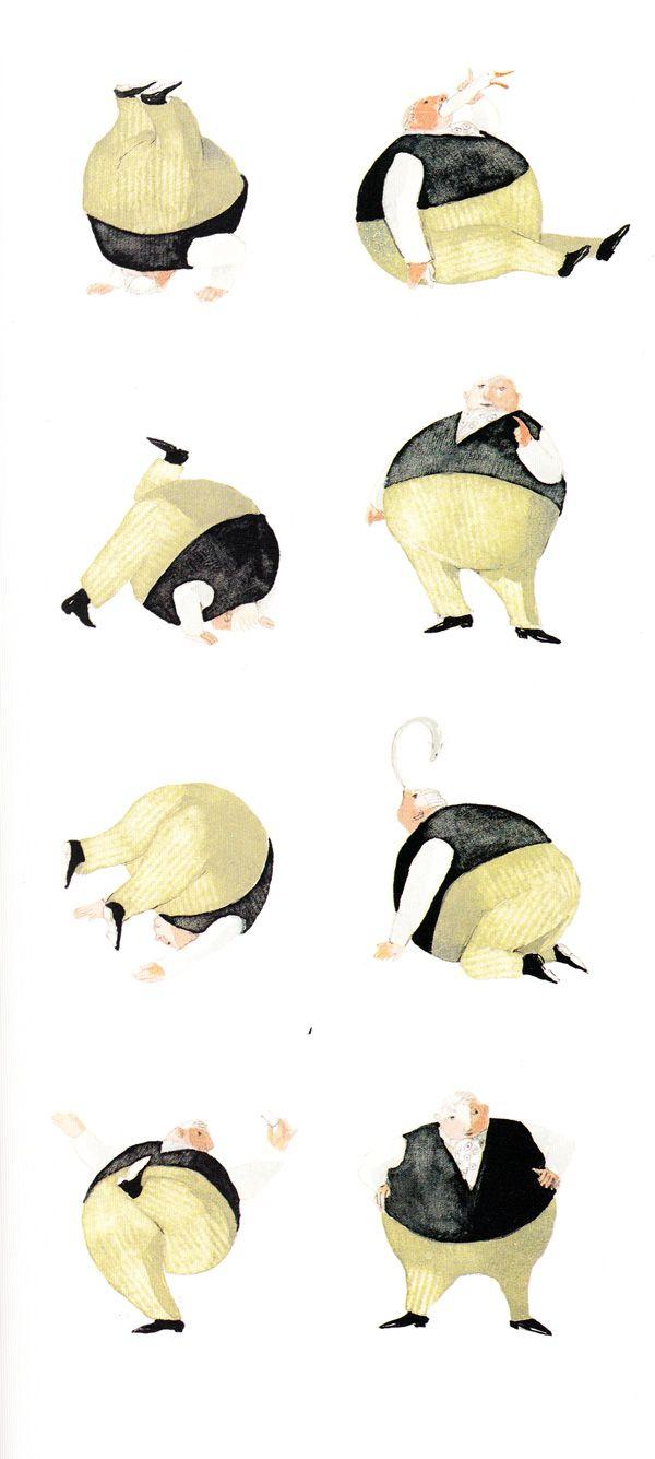 Lisbeth Zwerger's Imaginative Illustrations for Alice in Wonderland | Brain Pickings
