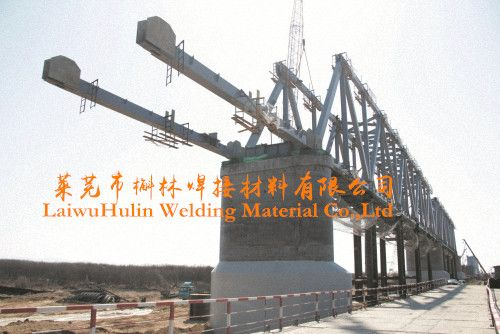 welding flux sj101/301/501 for bridge build   contact: Tracy liu Email: tracyliu@hlweldin... Mob/whatsapp:+8618563406379 skype/wechat: tracyliu1203