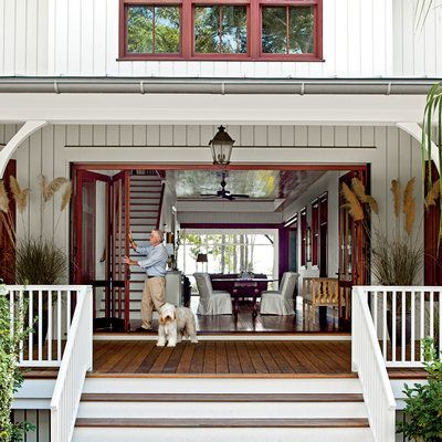 Entry - Lowcountry-Style House - Southern Living