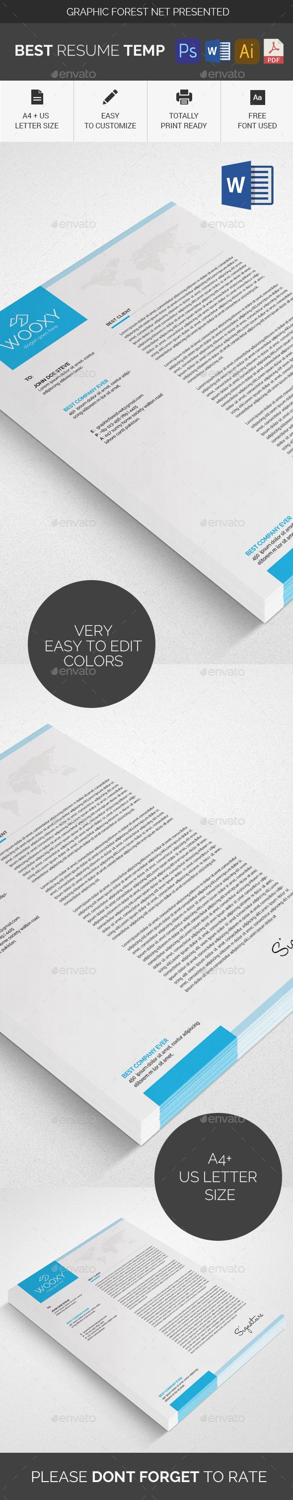 printable resume format%0A Letterhead