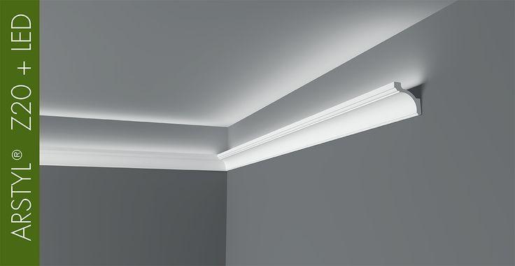 ARSTYL® Z20 + LED - H 90 x W 85 mm