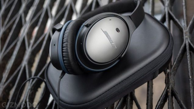 Bose QC25 Review: Amazing Noise-Cancelling Headphones All Over Again