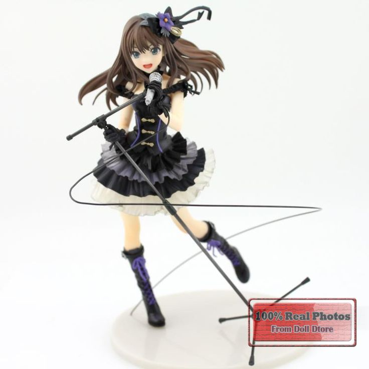 ==> [Free Shipping] Buy Best Japanese Anime THE IDOLM@STER CINDERELLA GIRLS Shibuya Rin New Generation Ver 1/8 PVC Action Figure Collection Model Kids Toy Online with LOWEST Price | 32666577529