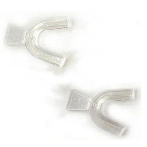 Gouttières thermoformables de remplacement pour blanchiment des dents – Smile 4 You – (une supérieure et une inférieure)