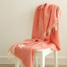 Image result for coral bed throw