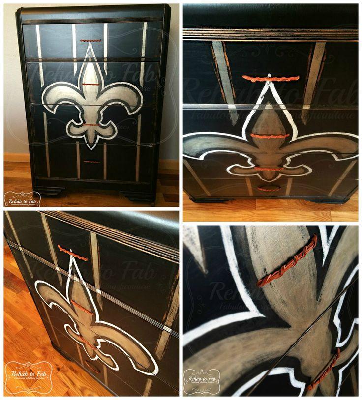 Best 25 New Orleans Saints Symbol Ideas On Pinterest