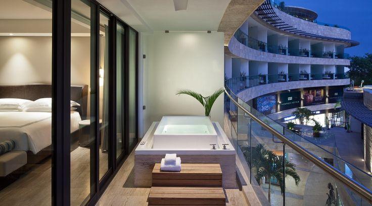 Boutique Hotels Playa Del Carmen | Thompson Playa Del Carmen | Luxury Hotels Playa Del Carmen