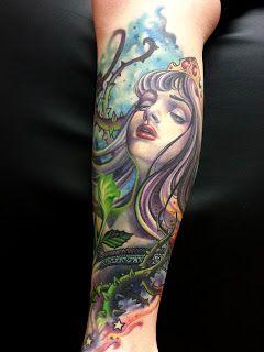 Sarah Miller Ink Master