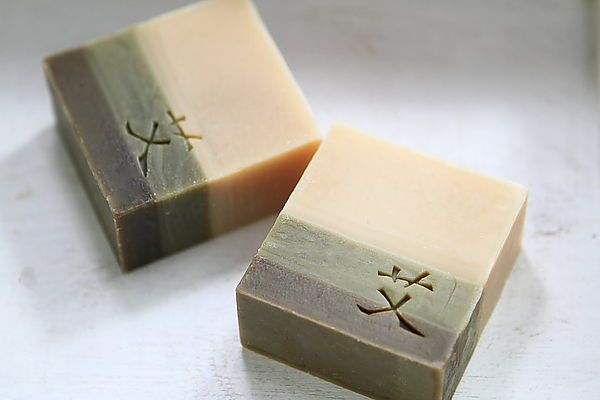 Wonderful masculine soap design. Etch anything meaningful for the men in your life!