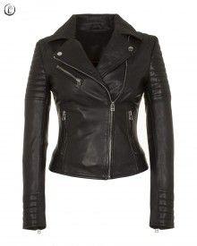 Perfecto cuir LBP Naomie Black