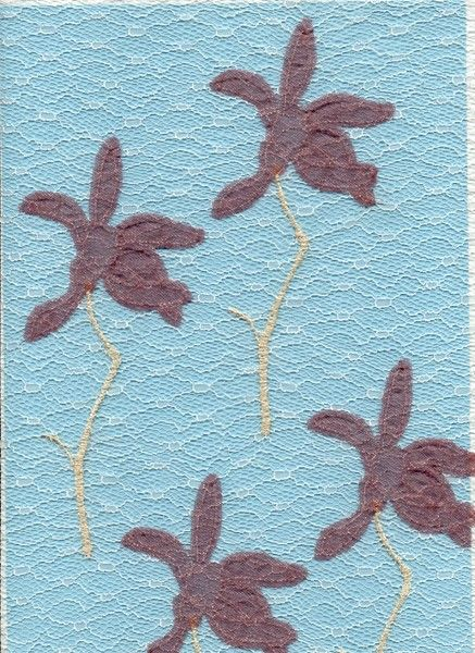 #Embroidery and #laser decorated curtain, by #GMIlaser cutting machine . www.gmi.it